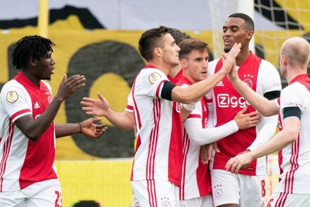 Ajax, il risultato in campionato dell'avversaria dell'Atalanta in Champions è da record