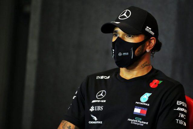 Hamilton, non so se sarò in Formula 1 l'anno prossimo