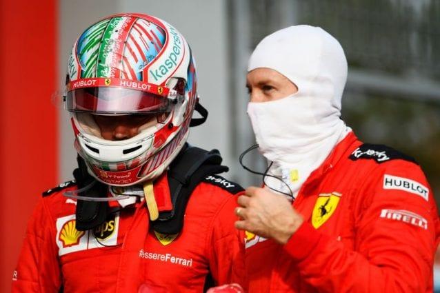 F1, Vettel rende omaggio ad Hamilton per il 7° mondiale