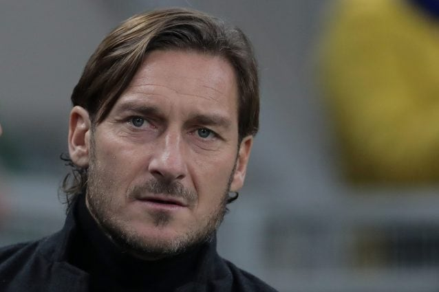 Francesco Totti e Ilary Blasi positivi al Coronavirus: le loro condizioni