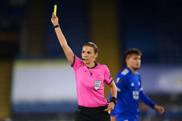 Storico in Champions League: prima donna arbitro, dirigerà Juve-Dinamo Kiev
