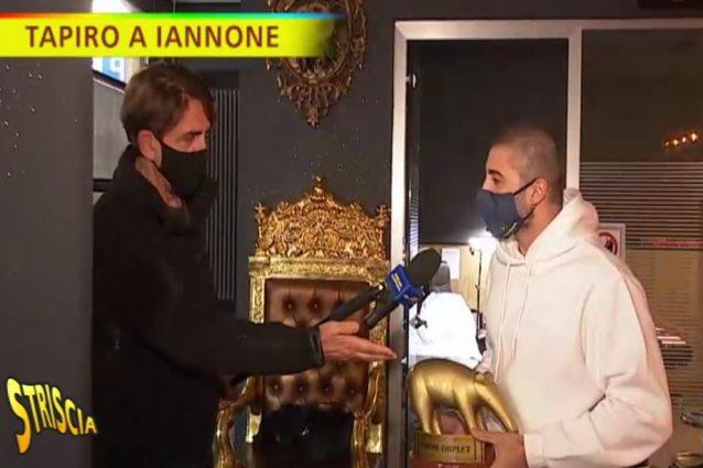 MotoGP, tapiro d'oro ad Andrea Iannone: