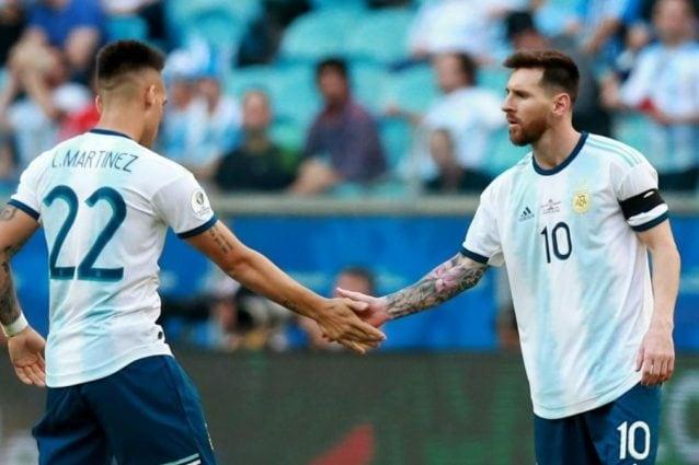 Argentine-Paraguay, où le voir. Les éliminatoires de l'Euro 2020 à la télévision  - Foot 2020