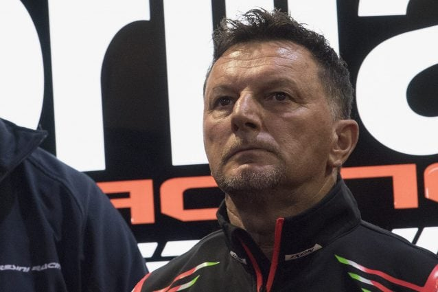 Covid: Fausto Gresini ricoverato in ospedale - Sportmediaset