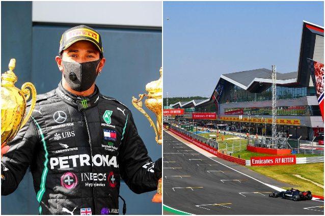 F1: omaggio Silverstone a Hamilton ⋆ CorriereQuotidiano.it - Il giornale delle Buone Notizie