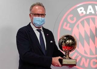 """Golden Boy 2020, Rummenigge dedica il premio a Paolo Rossi: """"La sua morte mi ha scioccato"""""""