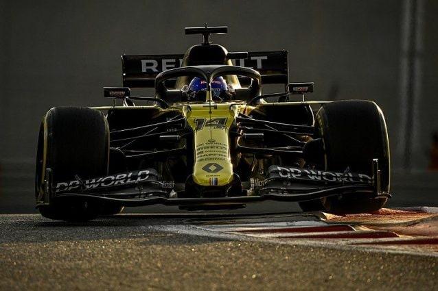 F1 | Test Abu Dhabi: Vandoorne il più veloce della mattina