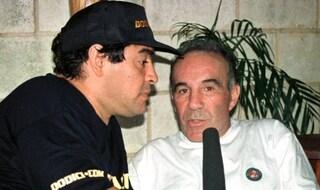 """L'ex medico di Maradona in Procura: """"Diego è morto perché non è stato curato bene"""""""