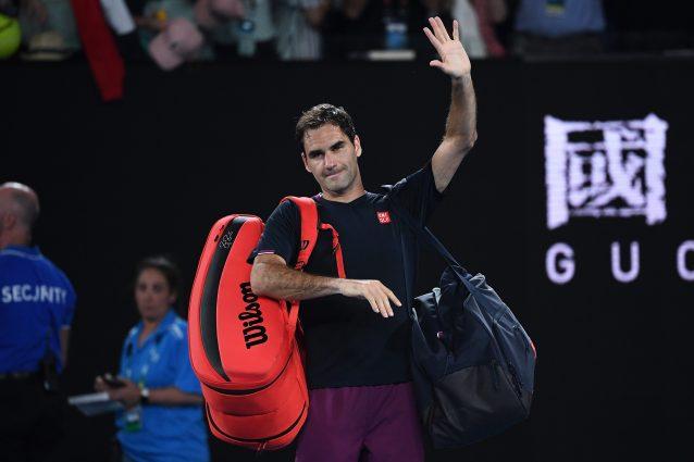 Sorpresa nel mondo del tennis, Federer pensa al ritiro