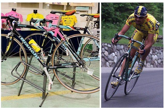 Ciclismo: a Cassani bici Tour Pantani. Verrà donata alla mamma Tonina