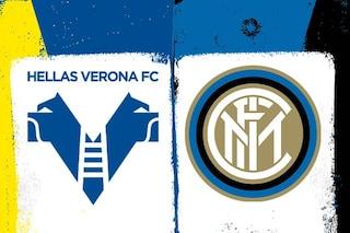 Dove vedere Verona-Inter in diretta TV su Sky o DAZN: canale, streaming e formazioni