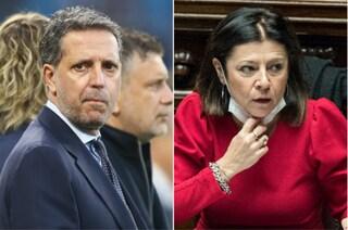 """Suarez, i messaggi della ministra per aiutare la Juve: """"Lo vogliono comprare, possiamo accelerare?"""""""