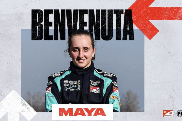Girls on Track | annunciata la prima donna in Ferrari Driver Academy