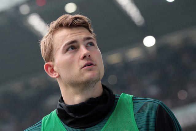La Juventus ritrova De Ligt: è guarito dal Covid-19