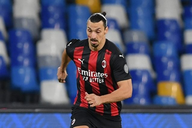 Zlatan Ibrahimovic convocato per Milan-Torino, c'è anche Calhanoglu