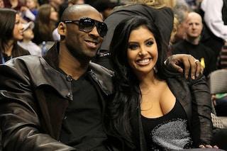 L'eredità di Kobe Bryant fa litigare la moglie Vanessa e sua madre Sofia
