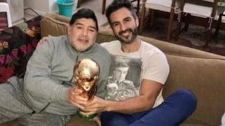 Leopoldo Luque ha falsificato la firma di Diego Armando Maradona