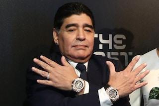 L'eredità di Maradona, il tesoro segreto che ha portato con sé nella tomba