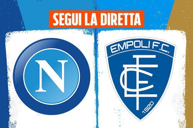 Covid: Dionisi e tre giocatori dell'Empoli in isolamento a Napoli - Sportmediaset