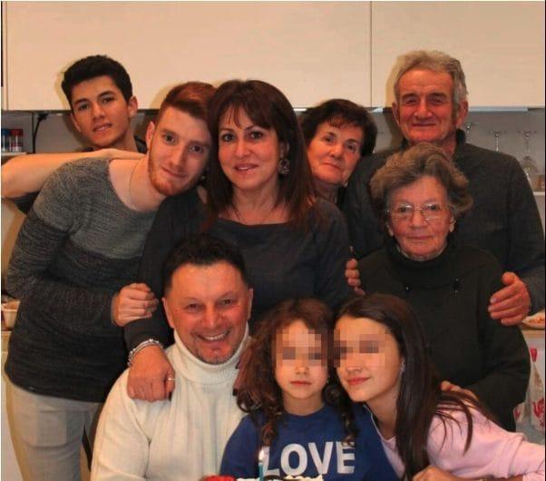La foto della famiglia dedicata a Fausto Gresini in occasione del 60° compleanno