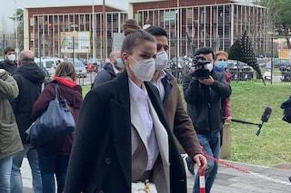 """Francesca Fioretti dopo l'udienza sulla morte di Astori: """"Il giorno della sentenza ci sarò"""""""