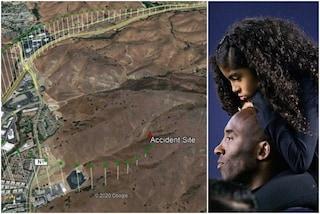 Kobe Bryant morto per un errore del pilota: le cause dell'incidente confermate dalla perizia