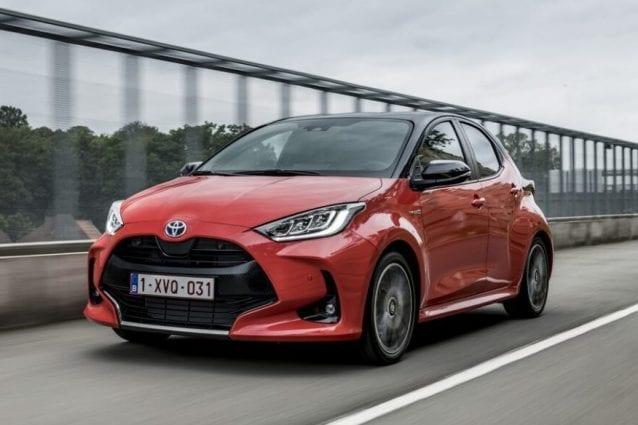 Auto dell'Anno 2021 è la Toyota Yaris: la city-car giapponese premiata come Car of the Year