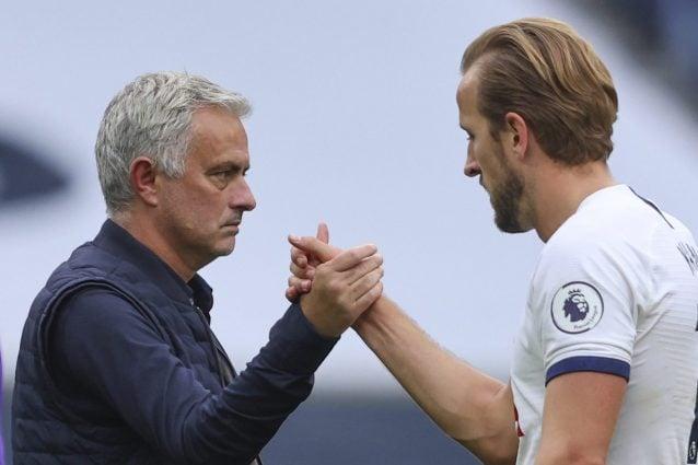 """L'esonero di Mourinho raccontato da Kane: """"L'ho saputo 5-10 minuti prima dell'annuncio"""""""