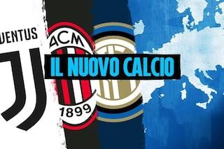 La nuova regola Figc che impedirà a Juve, Inter e Milan di partecipare alla Superlega