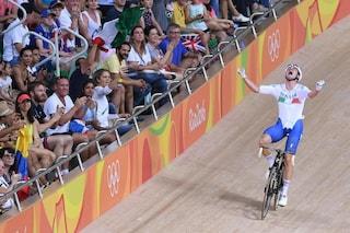 Chi è Elia Viviani, il primo ciclista portabandiera per l'Italia alle Olimpiadi di Tokyo