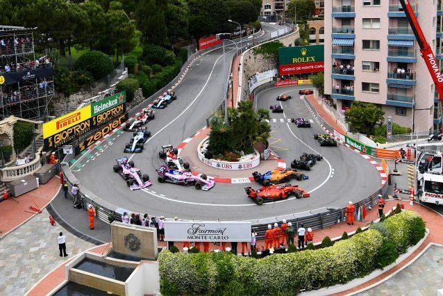 Il circuito di Montecarlo del GP Monaco: ogni curva, una storia