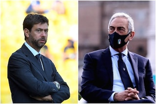 """Gravina riabbraccia la Juventus: """"Ho sentito Agnelli, pronti al dialogo"""""""