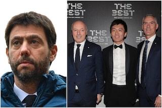 Dopo l'Inter anche il Milan sta per lasciare la Superlega, ma Juve, Real e Barça vogliono i danni