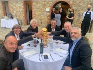 """""""Tutti insieme, nel tuo ricordo"""". L'Italia Mundial di nuovo con Paolo Rossi"""