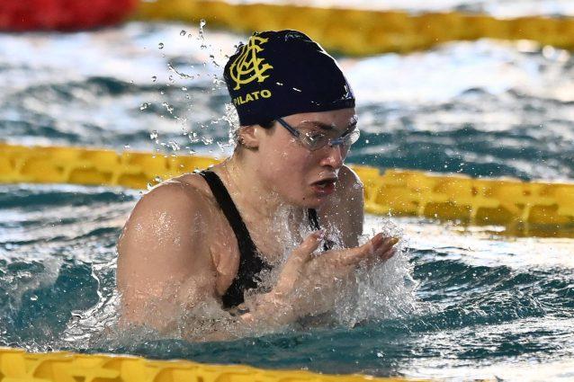 Benedetta Pilato firma il record del mondo Juniores dei 50 rana agli Europei di Budapest