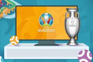 Europei 2021, dove vederli in TV su Rai e Sky: tutte le partite in calendario
