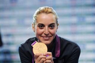 Chi è Jessica Rossi, la tiratrice portabandiera dell'Italia alle Olimpiadi di Tokyo