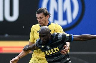 """Lukaku infierisce su un difensore della Serie A: """"Sostituito all'intervallo..."""""""