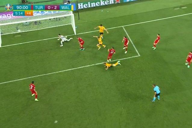 Europei 2021, Turchia-Galles 0-2 risultato finale: gol di Ramsey e Roberts