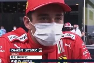 """GP Stiria agrodolce per Leclerc: """"Tra le migliori gare in carriera. Peccato valga solo un 7° posto"""""""