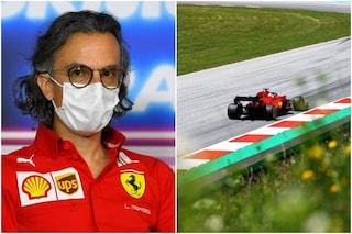 """""""Ferrari ha scelto di sacrificare le qualifiche del GP di Stiria"""": il ds spiega il flop in Austria"""