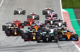 F1 2021, GP Stiria in Austria: a che ora e dove vederlo su TV8 e Sky