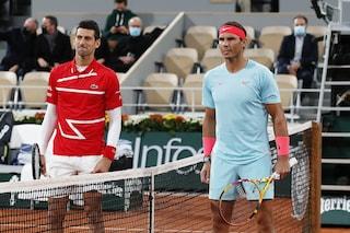 Djokovic-Nadal in semifinale al Roland Garros 2021: storia di una rivalità dentro e fuori dal campo