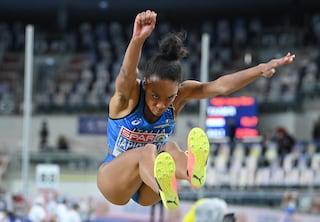 Larissa Iapichino non andrà ai Giochi Olimpici 2020 dopo l'infortunio agli assoluti di Rovereto