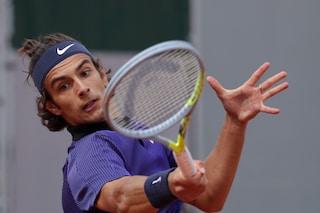 Musetti subito fuori a Wimbledon: Hurkacz vince in 3 set
