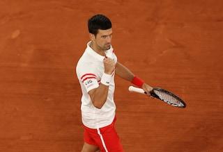 Impresa epica di Djokovic contro Nadal al Roland Garros: sarà finale con Tsitsipas