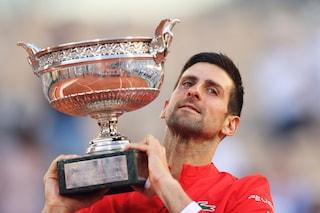Oltre Federer e Nadal: il piano di Djokovic per diventare il migliore si chiama Grande Slam