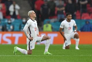 """Germania in ginocchio come l'Inghilterra contro il razzismo: """"È stato facile decidere"""""""