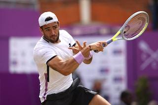 Berrettini - Pella in TV a Wimbledon: orario e diretta streaming