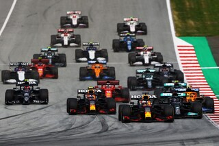 GP Austria a Spielberg, il programma del weekend di Formula 1
